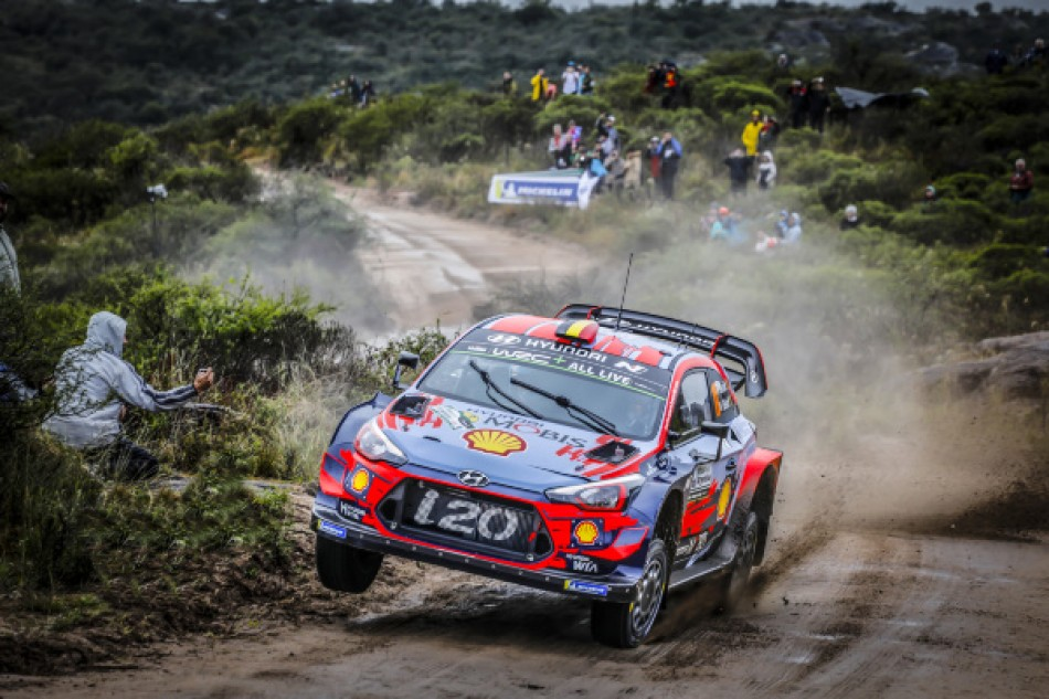 2019 FIA WRC - Rally Argentina - T. Neuville / N. Gilsoul
