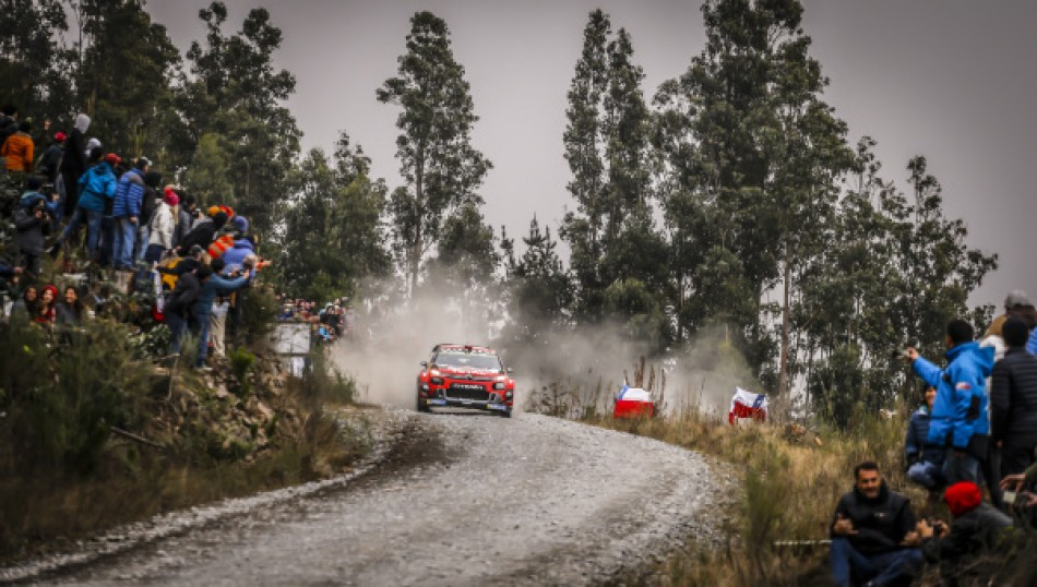 2019 Rally Chile - S. Ogier / J. Ingrassia