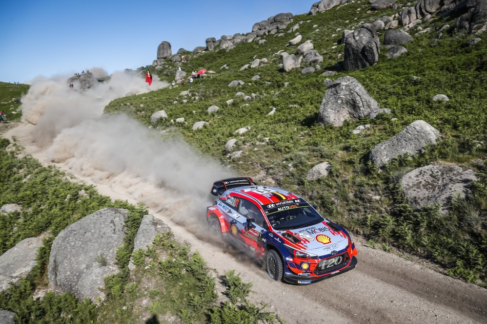 2019 WRC - Rally Portugal - T. Neuville/N. Gilsoul (DPPI Photo)