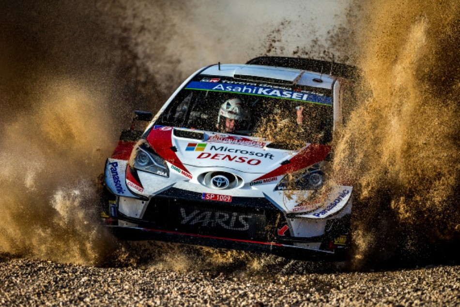 2019 Rally Italia Sardegna - JM Latvala / M. Anttila