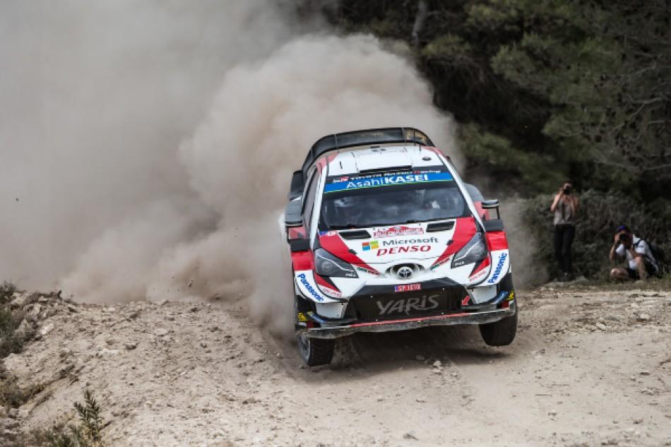 2019 Rally Italia Sardegna - O. Tänak / M. Järveoja