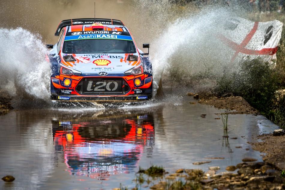 2019 WRC - Rally Italia Sardegna - T. Neuville/N. Gilsoul, Hyundai Motorsport (DPPI)