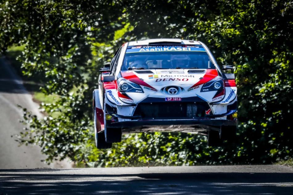WRC – Breaking News – Tänak seals Germany hat-trick in Toyota 1-2-3 thumbnail