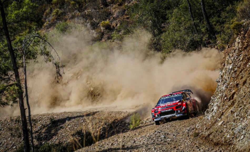 WRC - Lappi leads in Turkey thumbnail