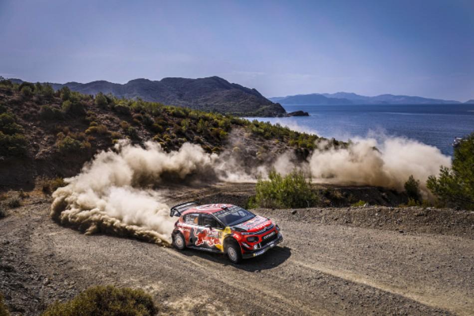 2019 Rally Turkey - E. Lappi / J. Ferm