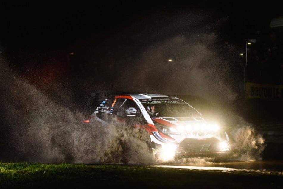 2019 Wales Rally GB - O. Tänak / M. Järveoja