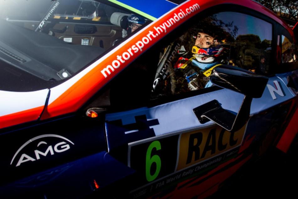 2019 WRC - Rally Spain - D. Sordo / C. Del Barrio