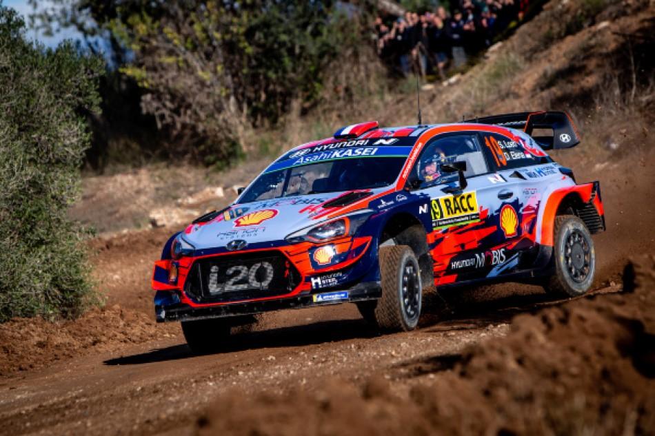 2019 WRC - Rally de Espana - S. Loeb / D. Elena