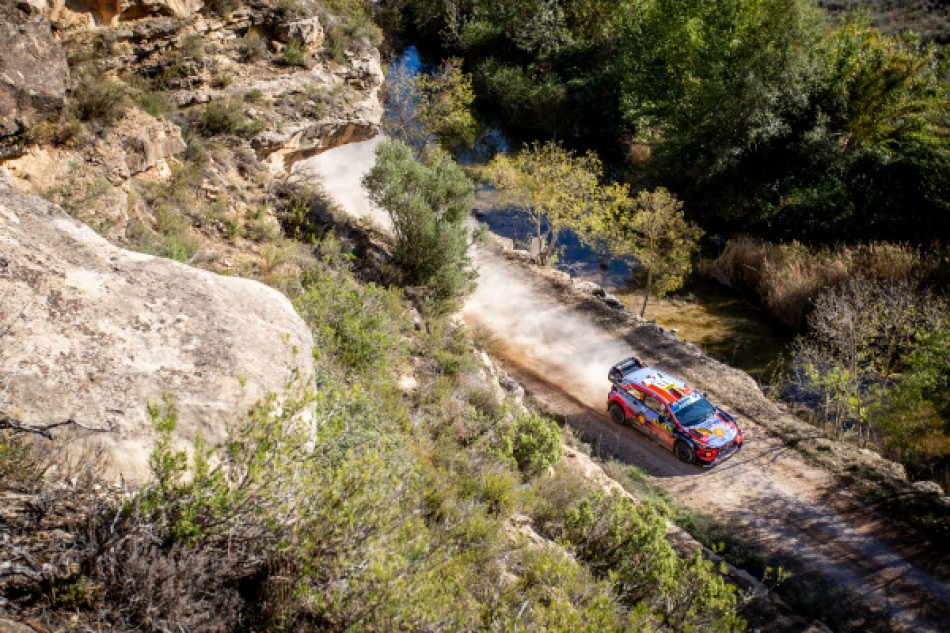 2019 WRC - Rally de Espana - T. Neuville / N. Gilsoul (DPPI)