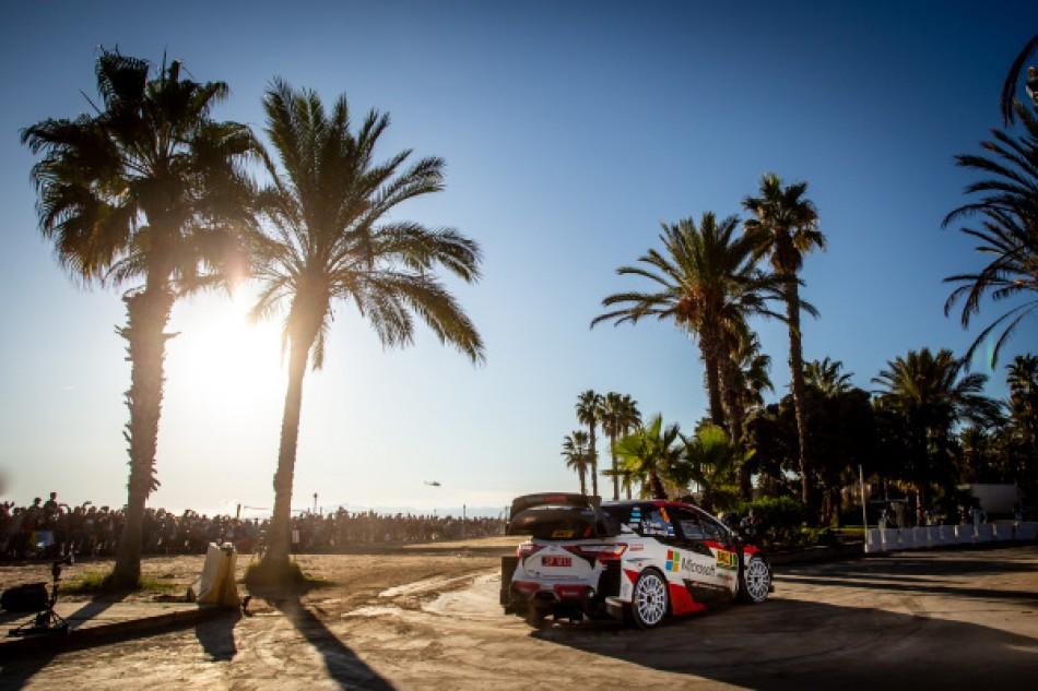 2019 WRC - Rally de Espana - O. Tänak / M. Jarveojä