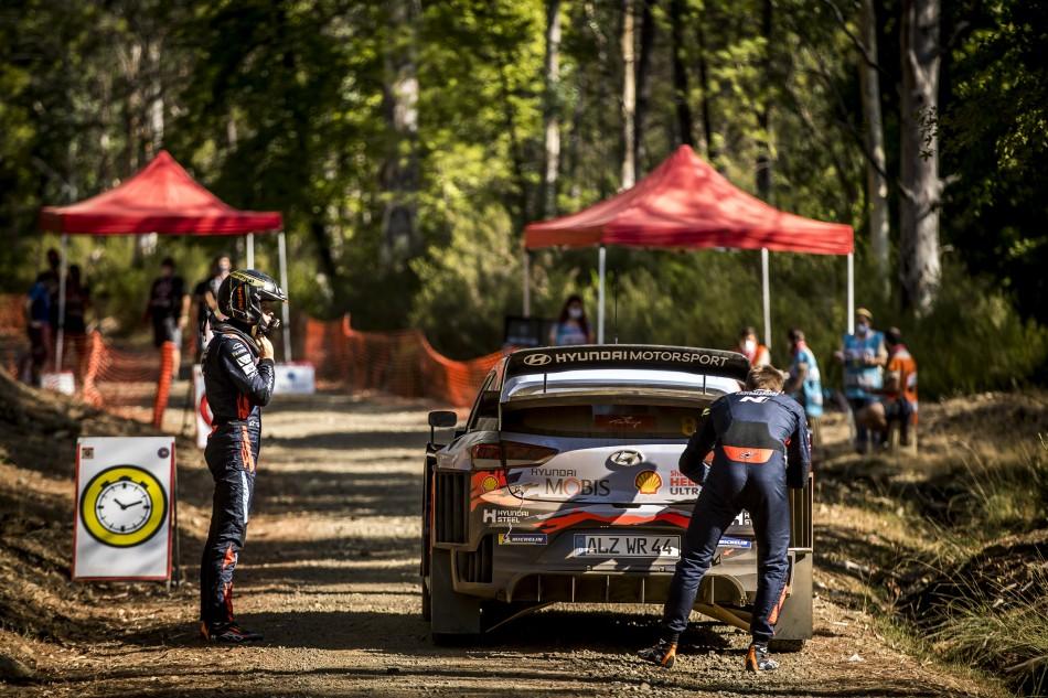 2020 WRC - Rally Turkey - O. Tänak / M. Järveoja (Lenormand/DPPI)