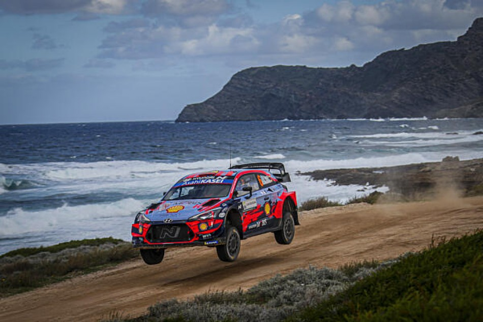 WRC 2020 - Rally Italia Sardegna - D. Sordo / C. Del Barrio (Photo DPPI)