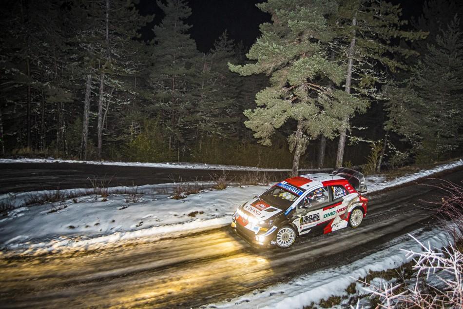 2021 WRC - Rallye Monte-Carlo - S. Ogier/J. Ingrassia