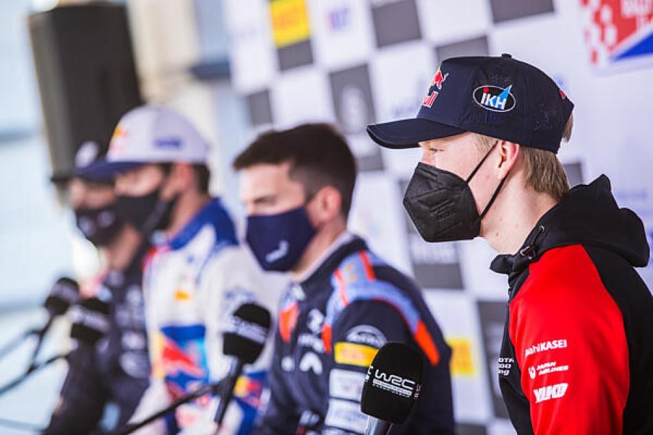 2021 WRC - Rally Croatia - Pre-event FIA Press Conference