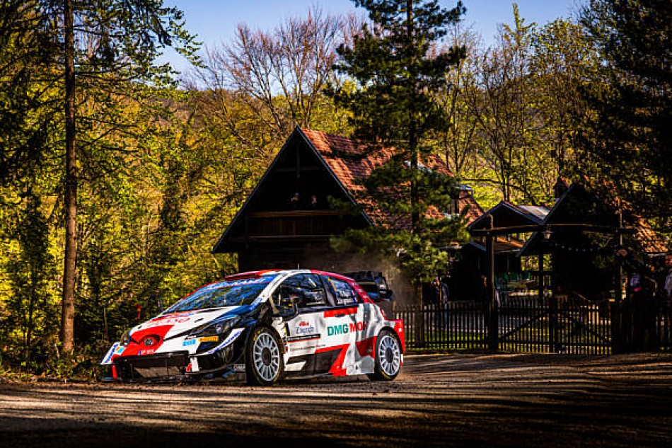 2021 WRC - Rally Croatia - S. Ogier/J. Ingrassia - Photo DPPI