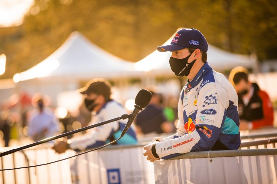 2021 WRC - Rally Croatia - A. Fourmaux