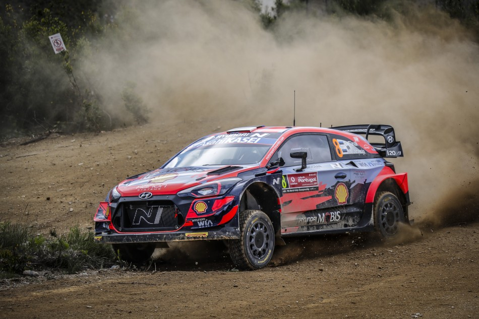 2021 WRC - Rally Portugal - O. Tänak / M. Järveoja (DPPI Media)