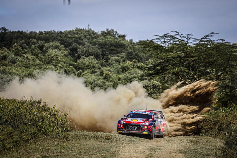 2021 WRC - Safari Rally Kenya - T. Neuville/M. Wydaeghe
