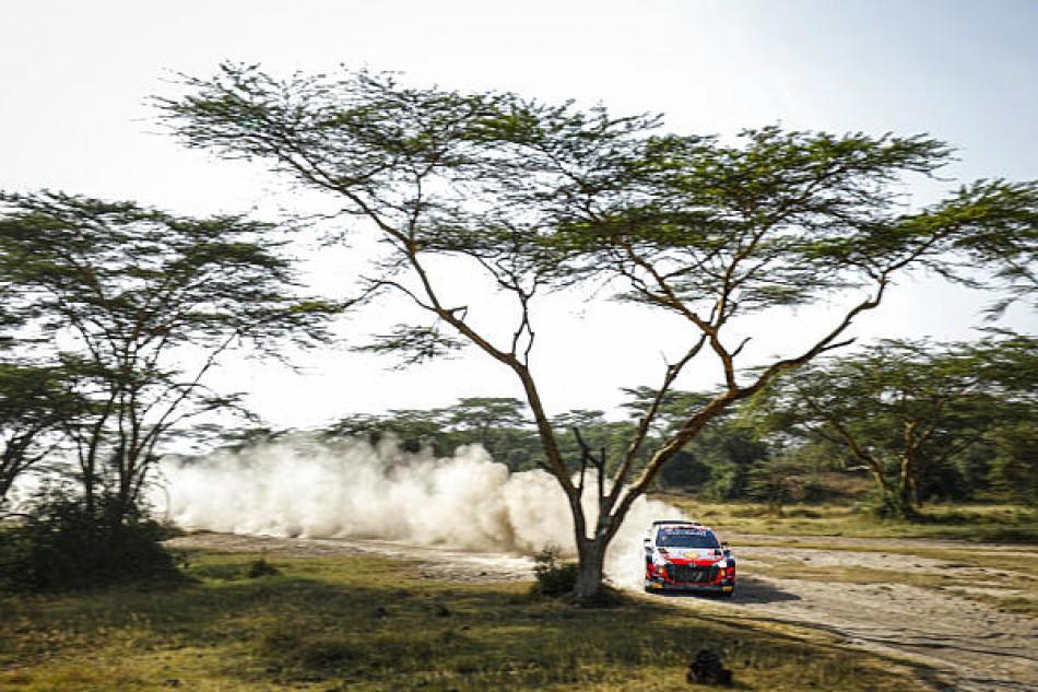 2021 WRC - Safari Rally Kenya - T. Neuville/M. Wydaeghe (DPPI)