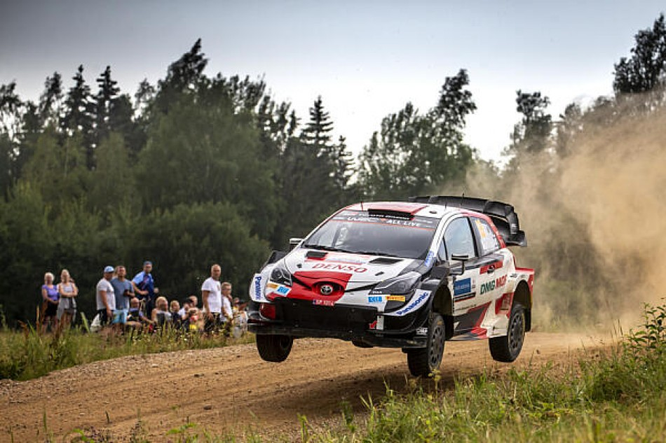 2021 WRC - Rally Estonia - K. Rovanperä/J. Halttunen (DPPI Media / N. Katikis)