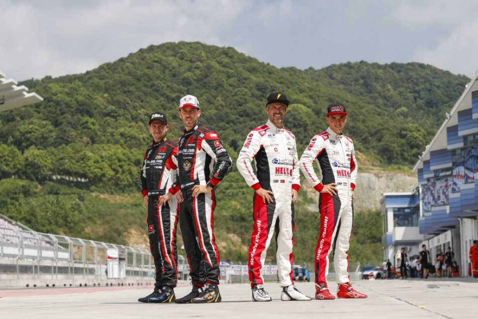 WTCR - Rapidly four continue with Honda power in WTCR thumbnail