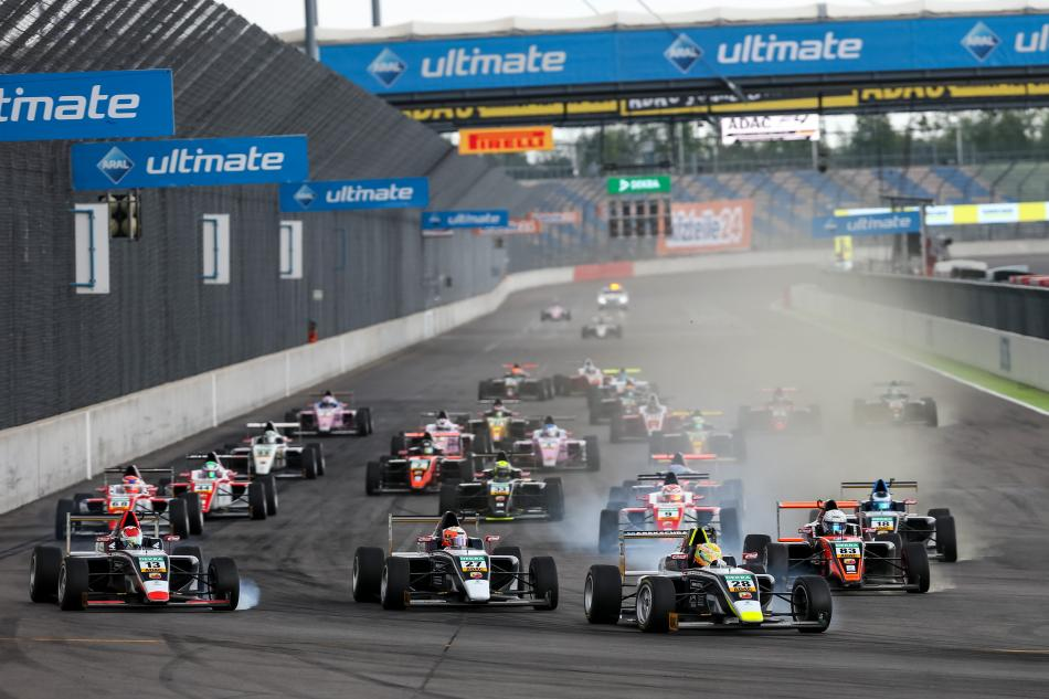 F4, FIA, Motorsport, Lausitzring