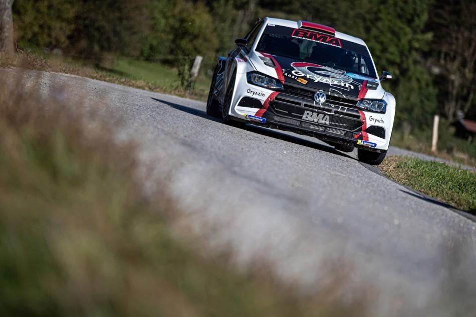 2019 FIA ERT Central - Rally Nova Gorica - Gryazin / Fedorov