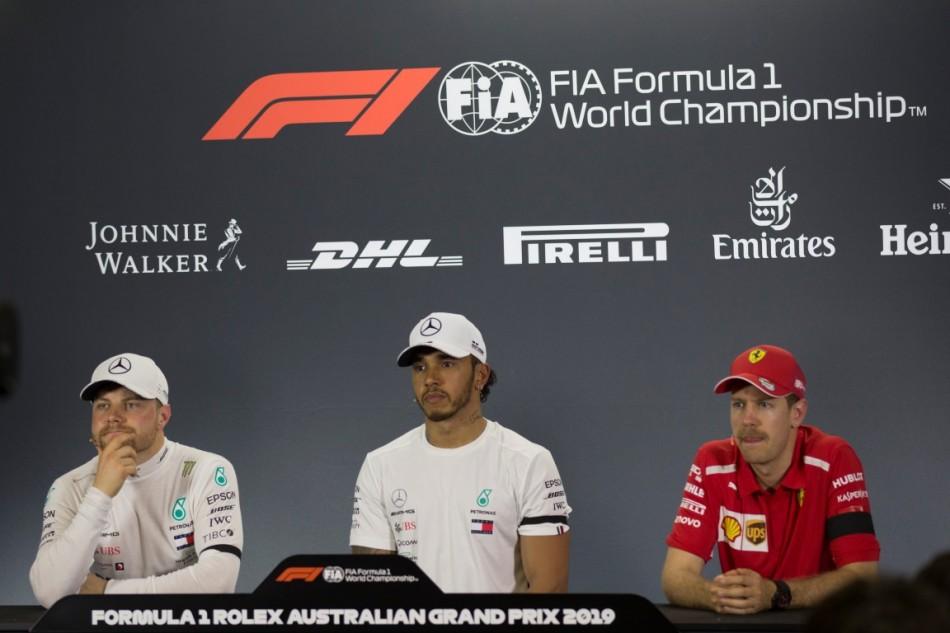 48cf8d946de2c F1 - 2019 Australian Grand Prix Saturday Press Conference Transcript ...