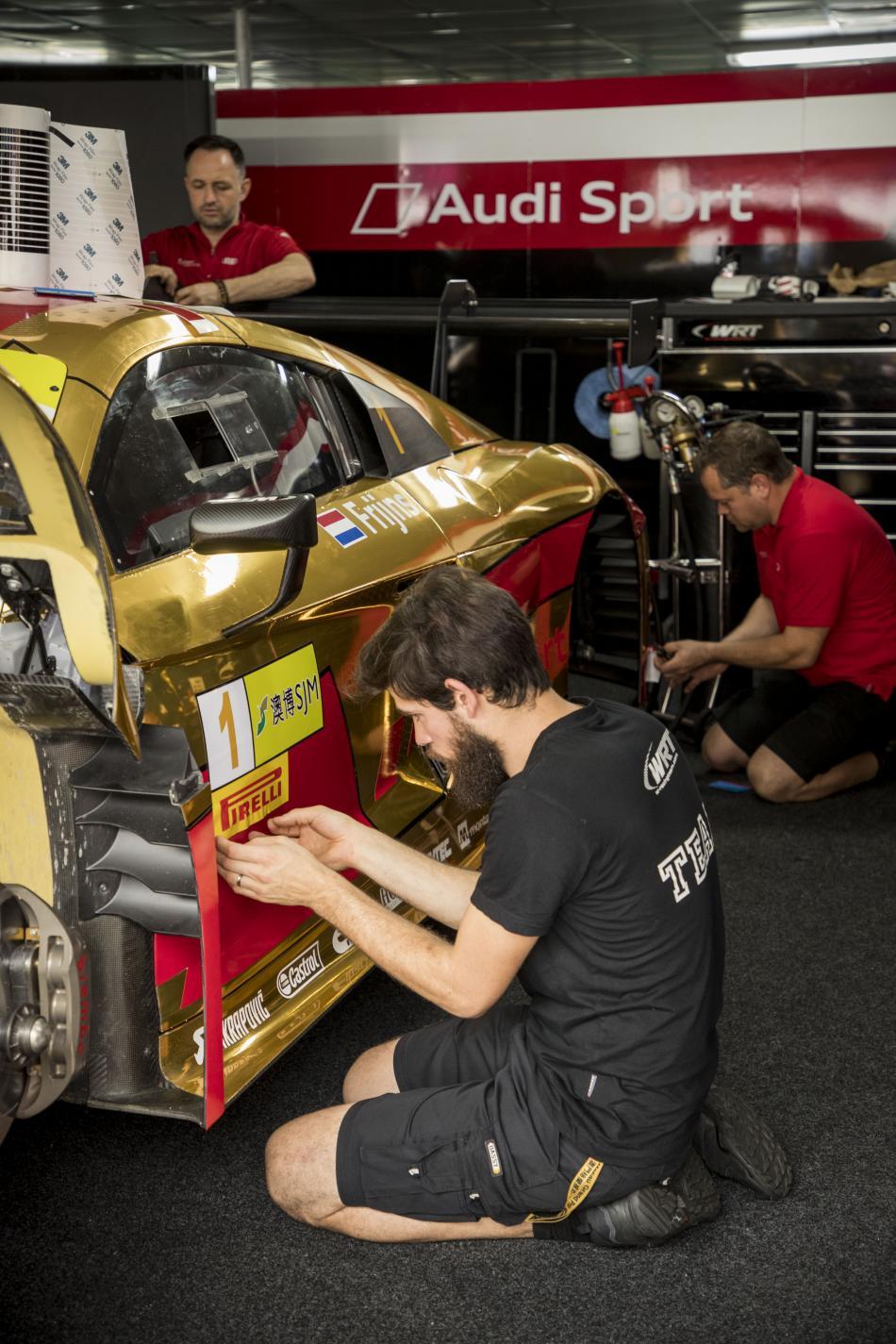 FIA GT World Cup, Macau