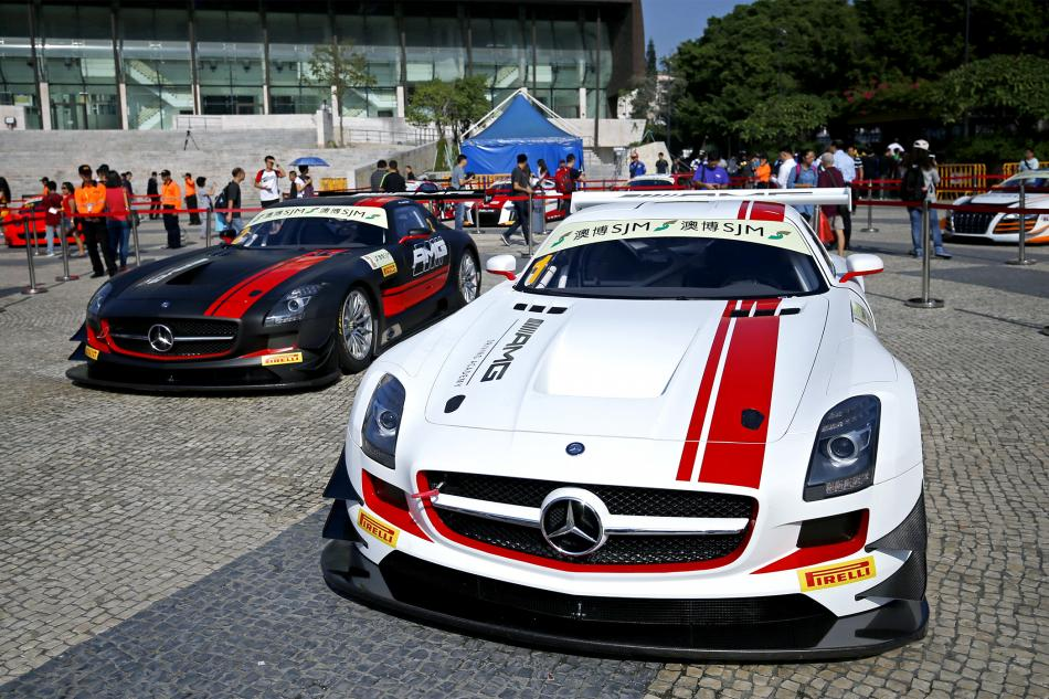 2015 FIA GT World Cup