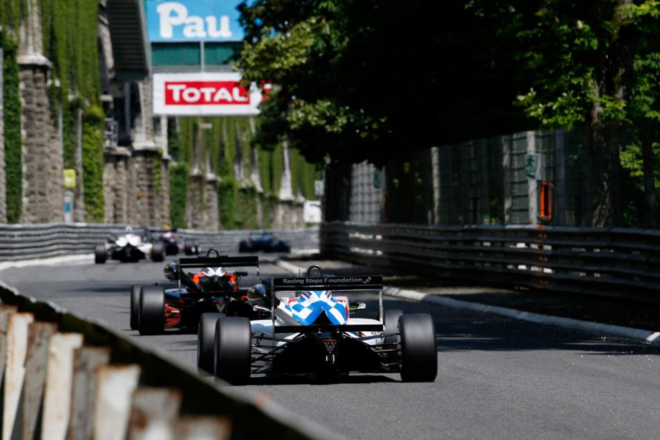 FIA, Motorsport, F3, Formula 3, Race of Pau