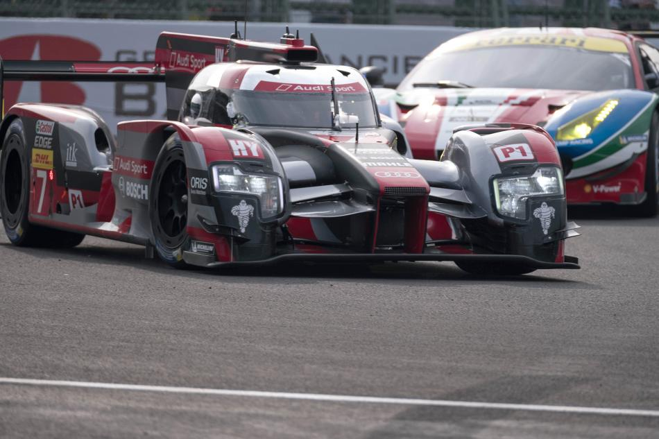 WEC Audi In First Practice In Mexico Federation - Audi mexico