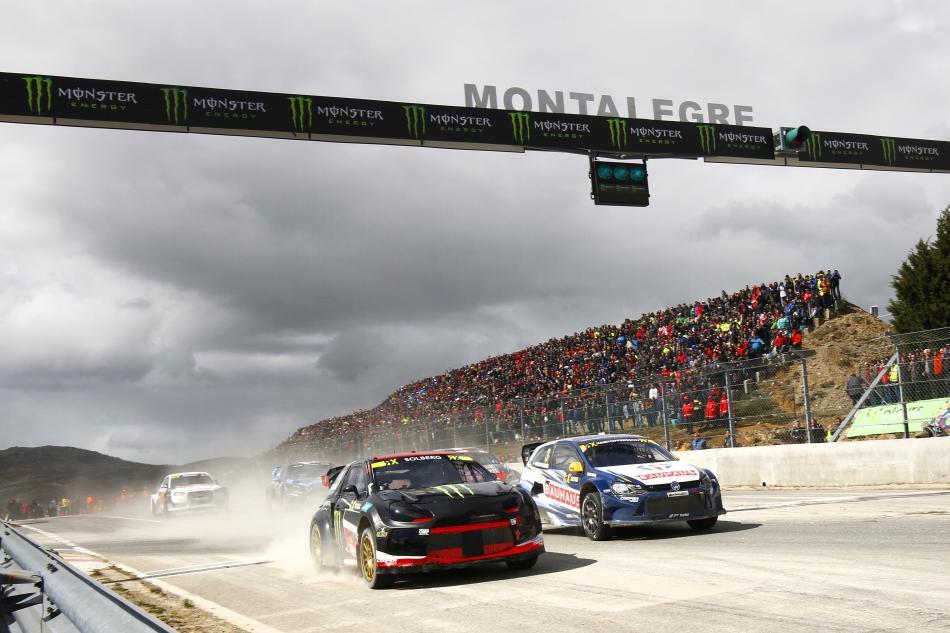 FIA, Motorsport, World RX, Portugal, Montalegre