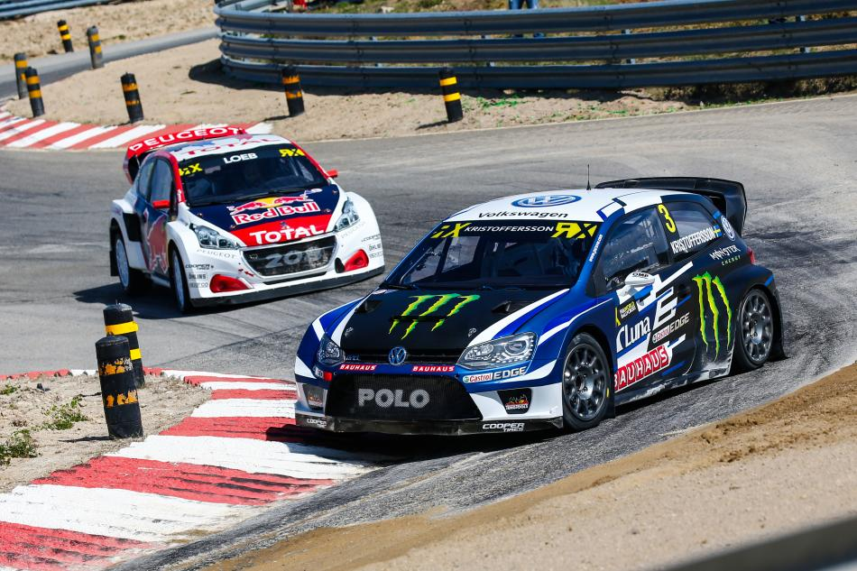 World RX - Kristoffersson leads Portugal after day one | Federation ...