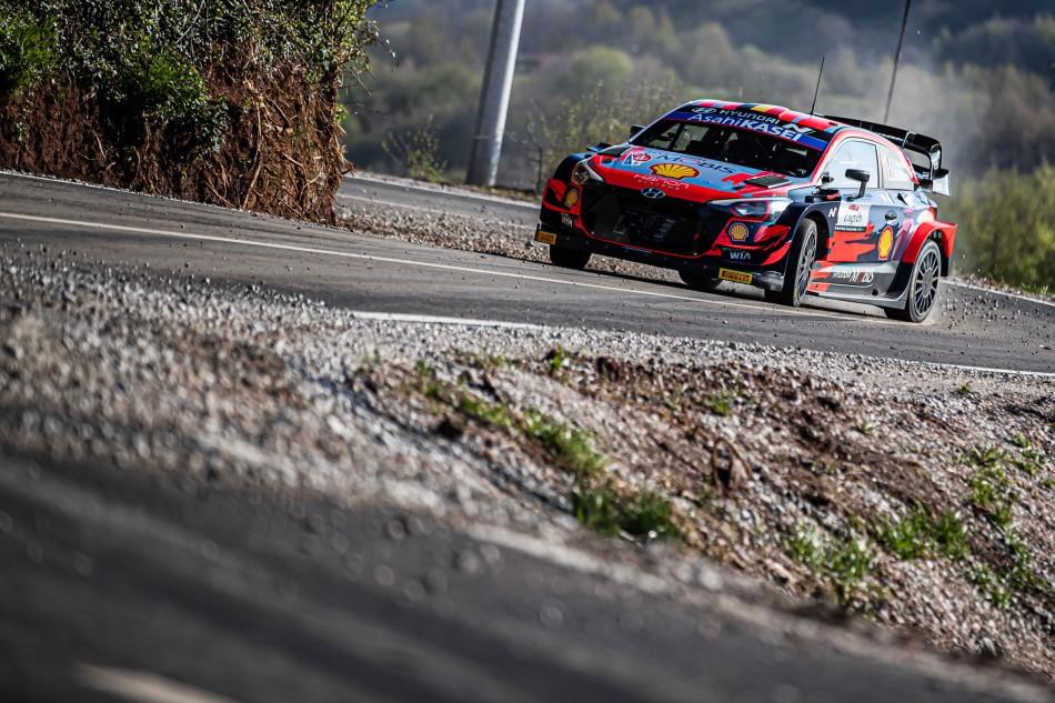 2021 WRC - Rally Croatia - T. Neuville/M. Wydaeghe - Photo Thierry Neuville and Martijn Wydaeghe - Photo Uros Modlic & Marijan Radovic for Rally Croatia