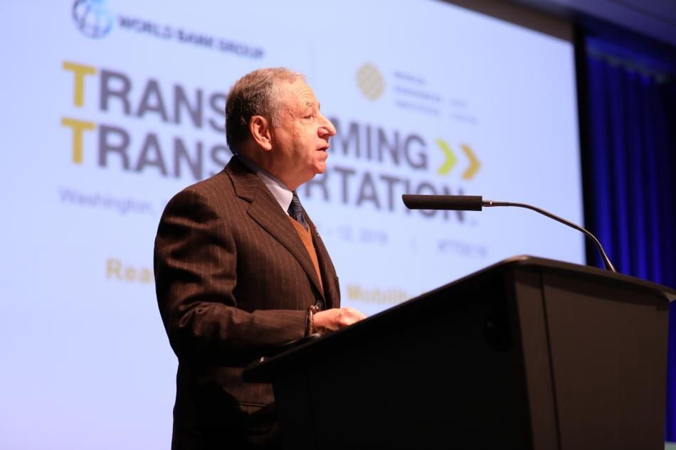 jean todt, washington, world bank