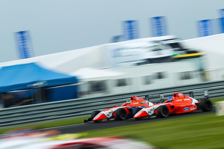 FIA, F4, British F4