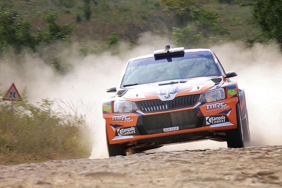 2019 African Rally Championship - Uganda Rally - M. Baryan / D. Sturrock