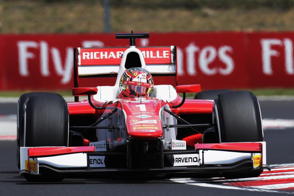 F2, Formula 2, FIA, Race of Hungaroring, motorsport