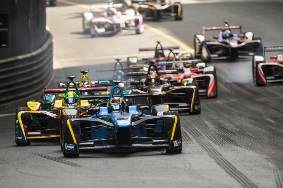 FIA, Motorsport, Racing, FormulaE, Monaco ePrix