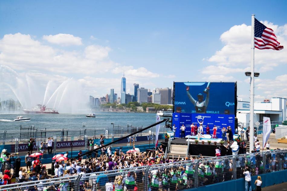 FIA, Formula E, New York City ePrix, 2017