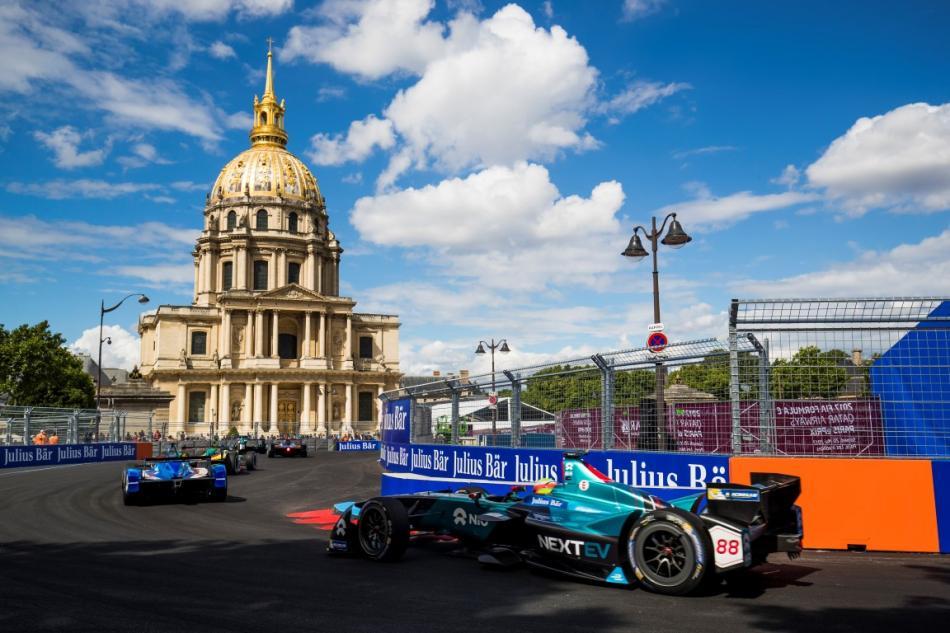 FIA, Formula E, Paris ePrix, 2017