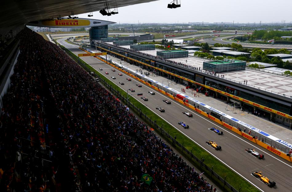 F1, Chinese Grand Prix, Formula 1, FIA