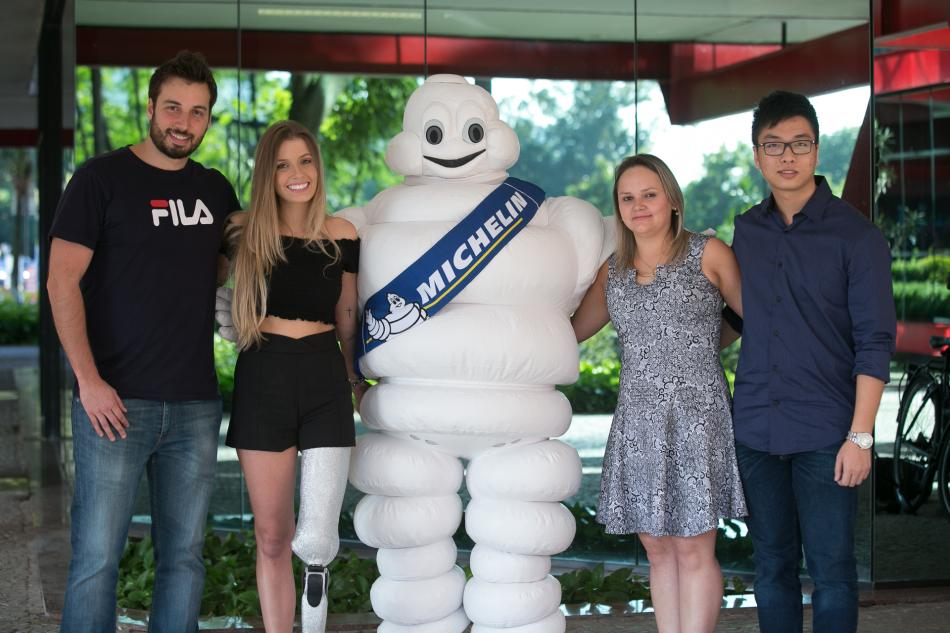michelin, best driver, road safety, brazil