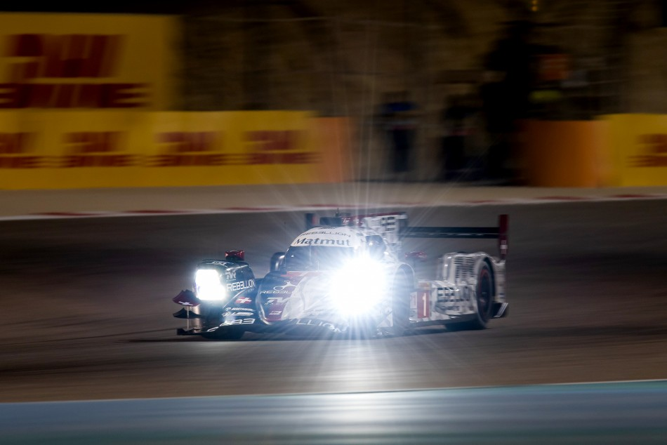 WEC - Senna Fastest in FP2 for Riot; Aston Martin 1-2 in LMGTE Noble thumbnail