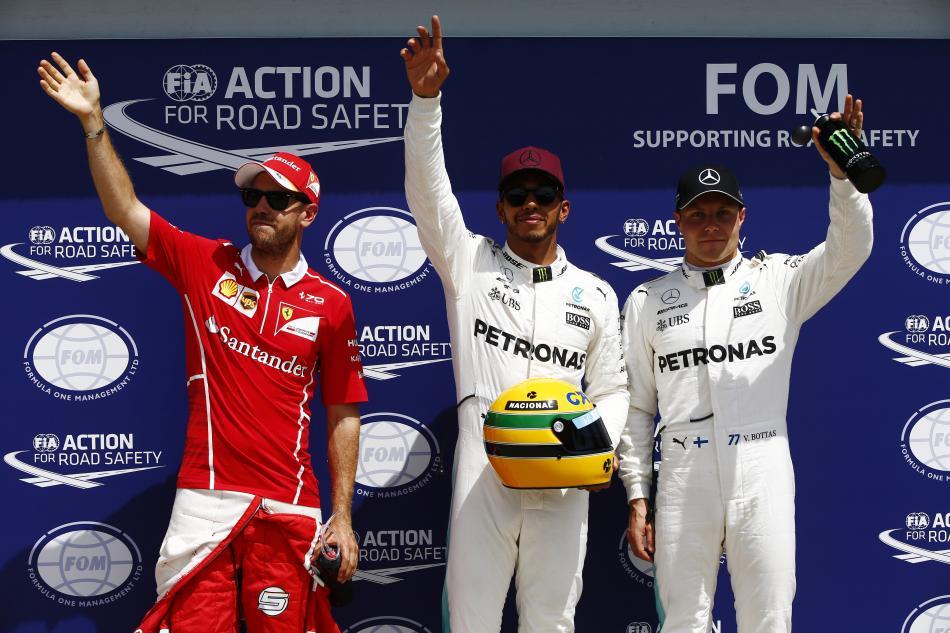 F1: Lewis Hamilton conquista a pole-position em Montreal