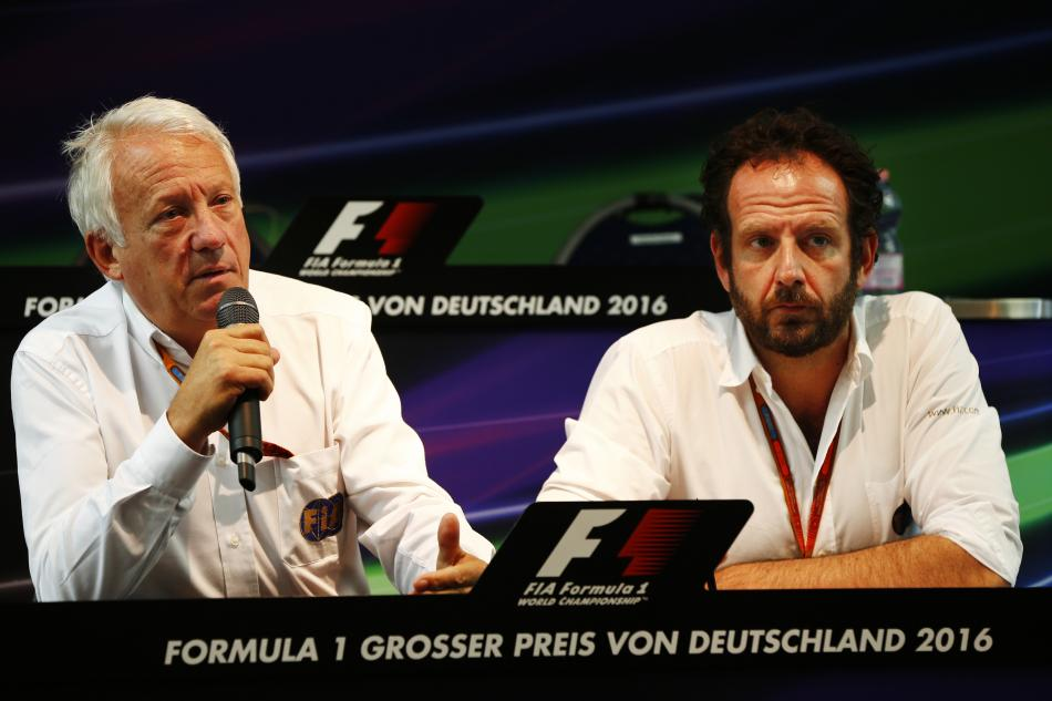 Charlie Whiting Twitter: FIA Race Director Charlie Whiting