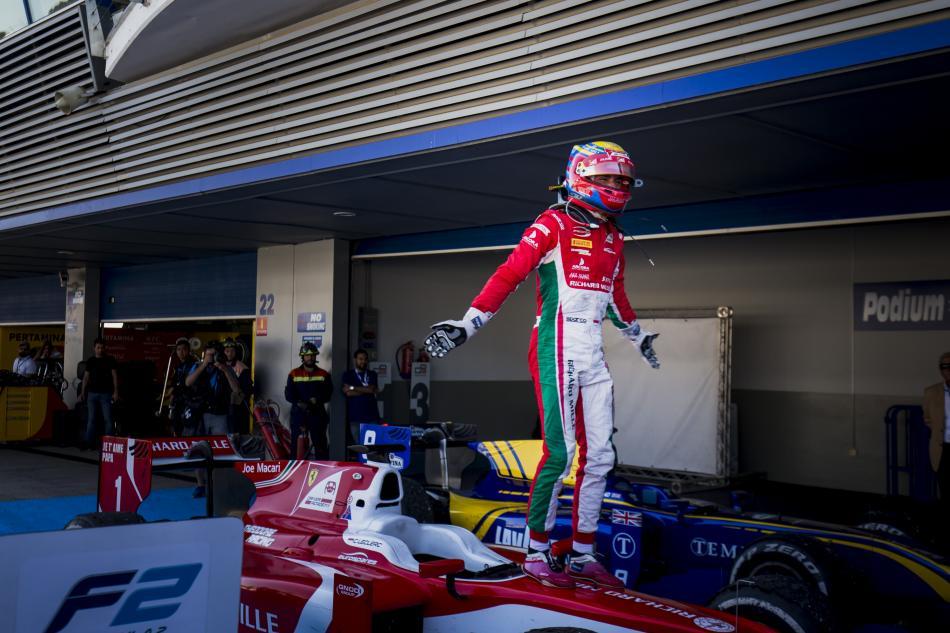 F2, Formula 2, Race of Jerez F2