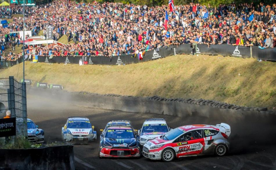 World RX - Fight for second and third in Drivers\' Championship ...
