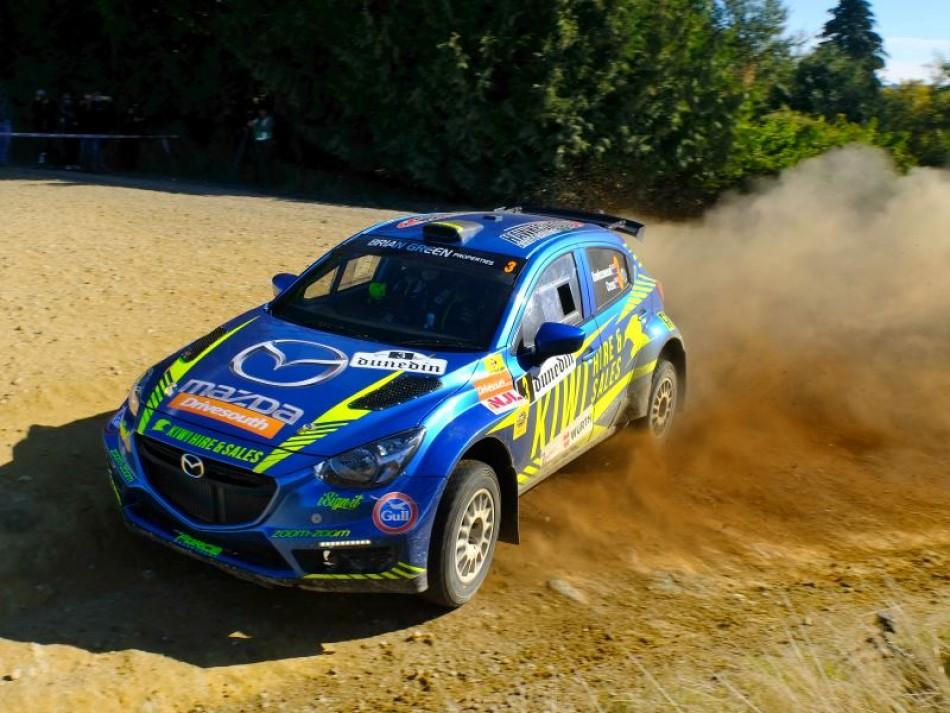 2019 FIA APRC - Rally Otago - A. Hawkeswood / J. Cress - Photo Geoff Ridder